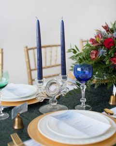 formal christmas table formal holiday table
