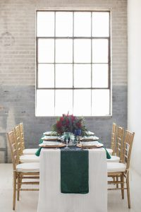 formal holiday tablescape formal christmas