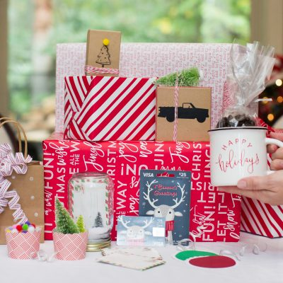 5 Unique Ways to Wrap Holiday Gift Cards