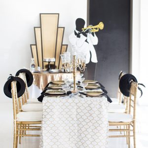 art deco new years eve party ideas