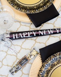 new years eve party supplies art deco party