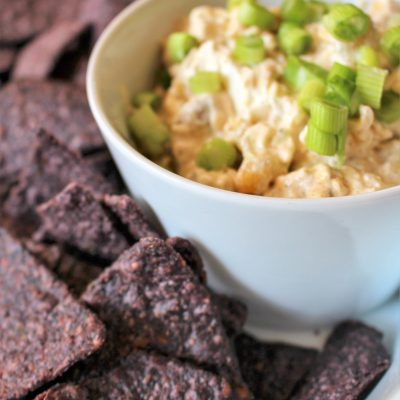 Spice Up your Game Day Snacks with Corn Walnut Dip