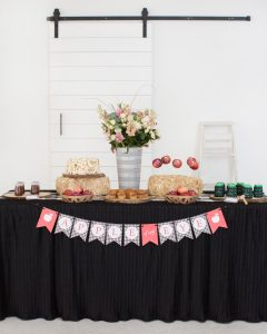 apple of my eye party ideas