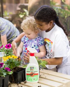 garden planting party