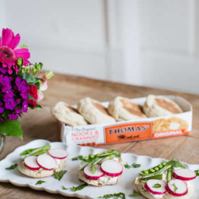 Tips for Creating a Vibrant Summer Vegetable Crostini