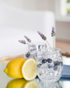 blueberry lavender sangria recipe