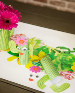 cactus party craft