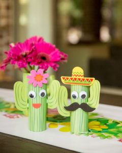cactus party activity