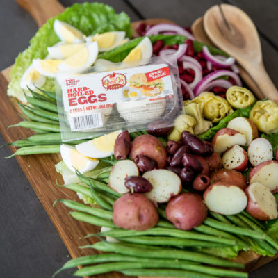How to Make a Fresh Summer Nicoise Salad