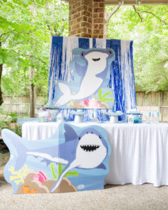 baby shark party ideas