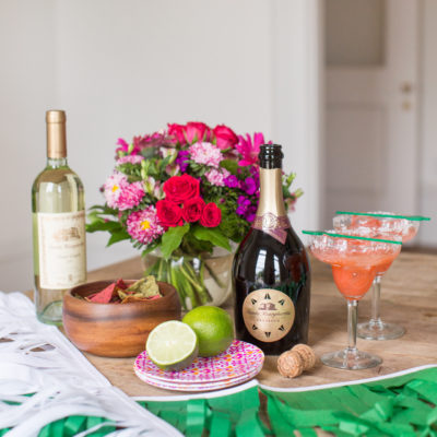 How to Make a Summer Watermelon Prosecco Margarita
