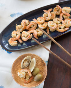 garlic shrimp tapas