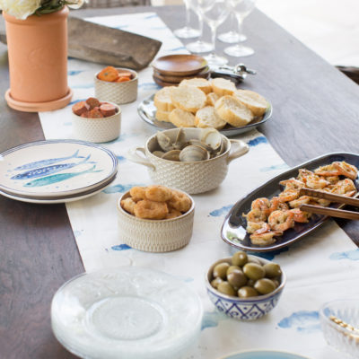 How to Host an Easy Tapas Dinner Party
