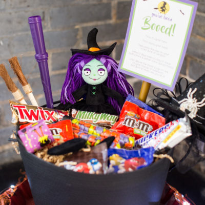 10 Essentials for a You've Been BOO'd Witch Theme