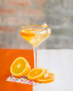 orange mule cocktail