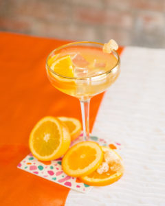 orange mule cocktail recipe