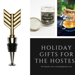 holiday gifts for the hostess