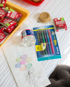 supplies needed for a food drive