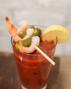 shrimp bloody mary garnish