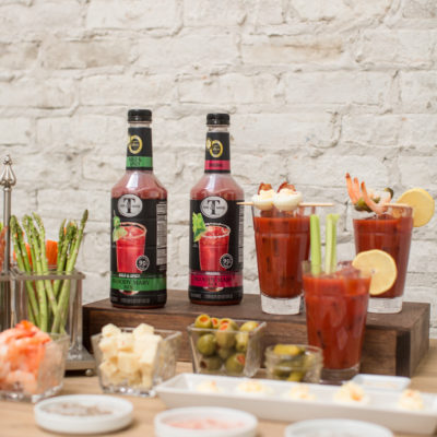 How to Set up a Bloody Mary Garnish Bar