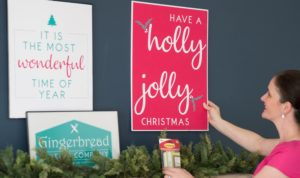 free printable holiday posters