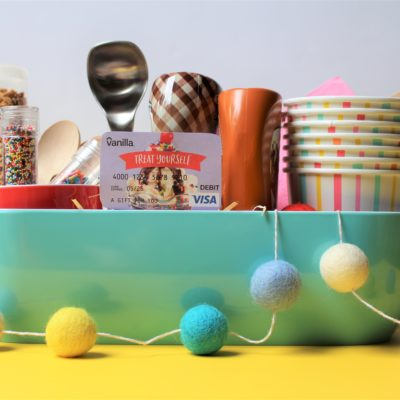 5 Must Have Items for an Ice Cream Gift Basket