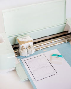 how to print and cut with cricut